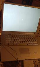 """Apple PowerBook G4 (A1106) (38,6 cm (15,2"""" Zoll)) Laptop Notebook (Jan. 2005)"""