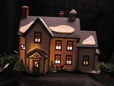 1993 Dept 56 Pennsylvania Dutch Farmhouse Village House 56480 New England