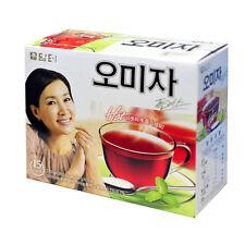 Damtuh Schizandra Berry Tea (15 pcs), Omija Cha, Korean Herb Tea, Healthy Drink