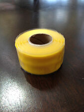 Silicone Tape Yellow Fusing Repair Tape X-treme Mighty Fixit Fast Fusion Rescue