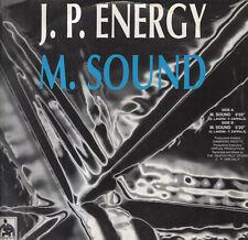 J.P. ENERGY - M. Sound - Progressive Music Production