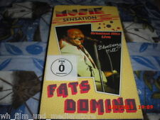 Fats Domino - Greatest Hits Live - Pappbox - VHS