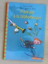 Panique A La Bibliotheque - Eoin Colfer