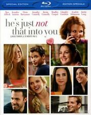 He's Just Not That Into You (Blu-ray Disc, 2009, Canadian) Free Shipping!
