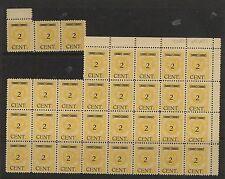 Memel  N51  wholesale lot  of  32 stamps  catalog  $480.00           APL0812