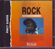 PERCY SLEDGE when a man loves a woman CD)  (les genies du rock editions atlas)