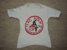 !!! 1.FC Köln - T-SHIRT VON 1977 - AUS ERSTBESITZ - EINZIGARTIG !!!