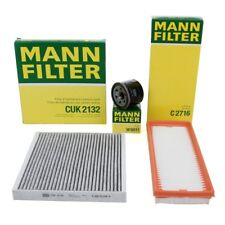MANN Inspektionskit Filterpaket Filterset SMART FORTWO (451) 1.0/Turbo 61-84 PS