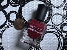 DEBORAH LIPPMANN Nail Polish * STAND BY YOUR MAN * .27 oz Fashion Size