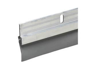 "1-1/4"" X 36"" Aluminum Door Sweep - Mill Finish"