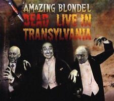 AMAZING BLONDEL - DEAD LIVE IN TRANSYLVANIA (New & Sealed) Folk Rock CD