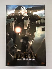 HOT TOYS IRON MAN 2 WAR MACHINE 1/6th Scale Figure SEALED