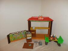 Barbie Vintage Mcdonalds Playset Restaurant VHTF