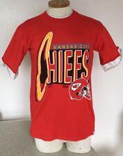 Kansas City Chiefs Vintage 1990's T-Shirt Adult Medium Salem Brand Made in USA