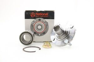 NEW National Wheel Bearing & Hub Kit Front 518503 Ford Tempo Escort Topaz Lynx