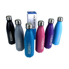 500ml Stainless Steel 304 Water Bottle Leak Proof for Sports Camping Outdoor US