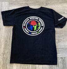 2013 Spartan Race Trifecta Sprint Super Beast T Shirt Size Medium