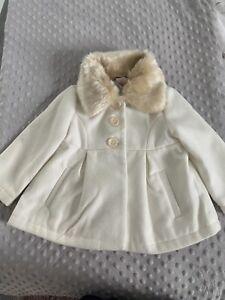 baby girls winter coat 12-18 Months
