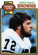 Jerry Sherk 1979 Topps #185 Cleveland Browns
