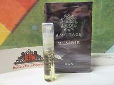 AMOUAGE MEMOIR MAN EAU DE PARFUM 2 ML SPRAY SAMPLE FROM OMAN