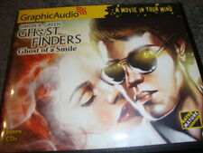 Audiobook  Graphic Audio - Ghost Finders 2: Ghost Of A Smile  (5 CD's)     D9