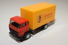 < LION CAR LION TOYS DAF 2300 1900 TRUCK CAMION CONIMEX VERY NEAR MINT CONDITION
