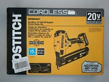 Bostitch 2.5-in 15-Gauge Cordless Finish Nailer W/ Battery & Charger (BCN650D1)