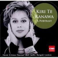 TE KANAWA.KIRI/VARIOUS - KIRI TE KANAWA: A PORTRAIT  CD NEW 15 TRACKS OPERA
