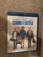 Going In Style Bluray 1 Disc Set ( No Digital HD) SHIP NOW