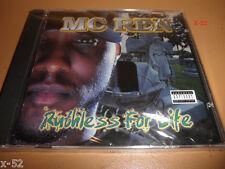 MC REN of nwa SOLO cd RUTHLESS FOR LIFE eight ball ICE CUBE big rocc SNOOP DOGG