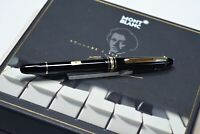 MONTBLANC MEISTERSTUCK HOMMAGE A FREDERIC CHOPIN FOUNTAIN PEN
