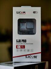 SJCAM SJ8 Pro 4K 60fps - Black Full Set