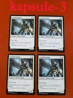 4x Youthful Knight | Throne of Eldraine | MTG Magic Cards