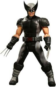 One 12 Collective Marvel X-Force Wolverine Action Figure w/ Accessories