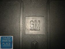 1973-87 GM Cars New Original Floor Mat Set - Black