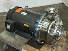 Goulds Pumps 11ASH1M5C9 SSH Series Water Pump 15HP 230/460 Volt AC 3-Phase