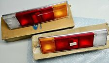 MK2 CAPRI RS GT GENUINE FORD NOS PAIR OF COMPLETE TAIL LAMP ASSY'S
