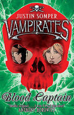 Blood Captain (Vampirates), By Justin Somper,in Used but Acceptable condition