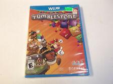 Tumblestone - Wii U [video game] - New Sealed