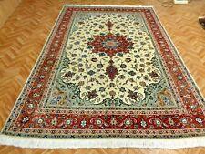 Orientteppich Perserteppich Teppich mit Seide 300x200