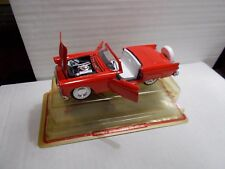 GUISVAL DIE CAST FORD THUNDERBIRD CABRIO 1:32 SCALE BLISTER UNUSED