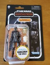 Star Wars Vintage Collection Din Djarin (The Mandalorian) with The Child In Hand