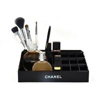 Chanel make up Box organizer acryl, Brushes, Eyeliner, Gifts SIEHE VIDEO UNTEN!