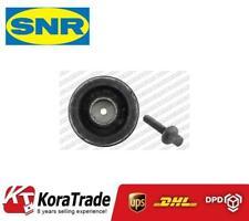 SNR DPF35001K1 OE QUALITY CRANKSHAFT PULLEY