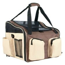 Pet Car Carrier Travel Booster Seat Small Dog Puppy Cat Travel Bag Portable