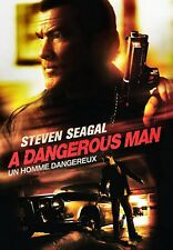 NEW DVD - A DANGEROUS MAN - STEVEN SEAGAL ,  BYRON MANN, TERRY CHEN