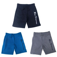 Ben Sherman Boys Shorts Tracksuit Material Shorts Ages 7 Years up to 15 Years