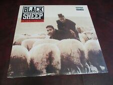 Black Sheep A Wolf In Sheep'S Clothing Black Vinyl Edition Rare Lp Pressing