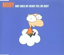 Moby - Why Does My Heart Feel So Bad ? ( CD Maxi,1999 ) Uk Import