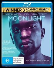 Moonlight (Blu-ray, 2017), immaculate condition